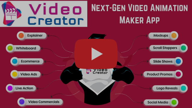 VideoCreator   The Most Advanced Animated Video Maker App In Minutes