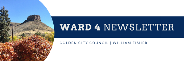 Golden City Council Ward 4 Newsletter: William Fisher