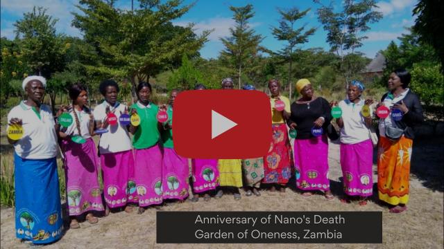 Anniversary of Nano's Death Celebration 2021