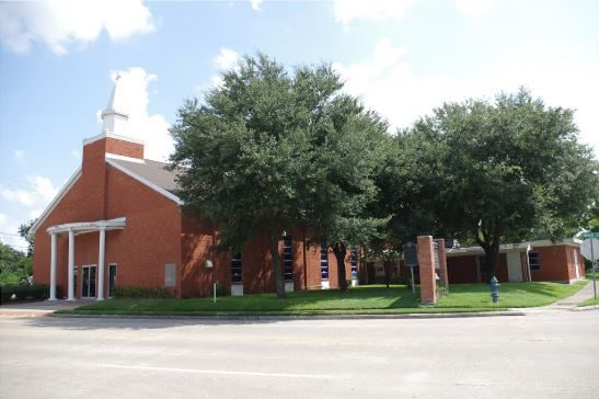 Greater New Hope Missionary Baptist Church in Independence Heights,