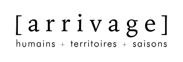 logo arrivage humains teritoires saisons