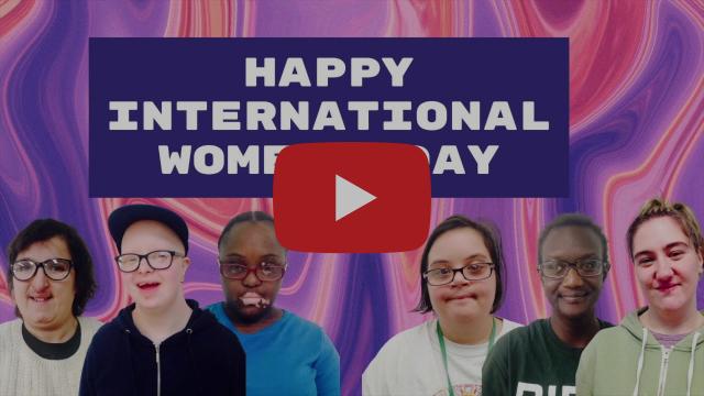 PiP Celebrates International Women's Day 2021