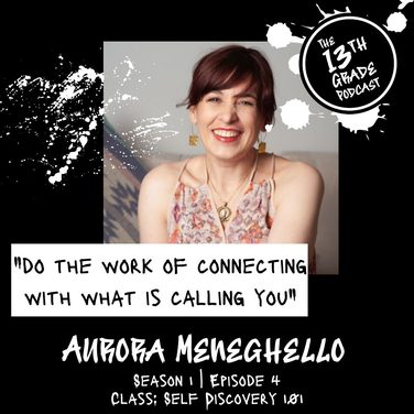 Purpose in Career with Aurora Meneghello