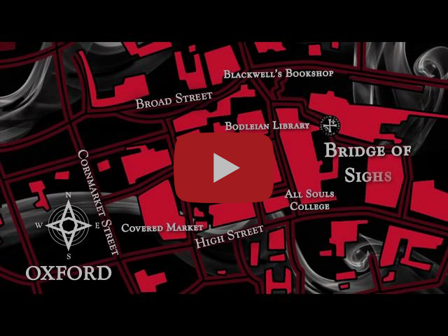 A walking tour of Oxford for A Discovery of Witches