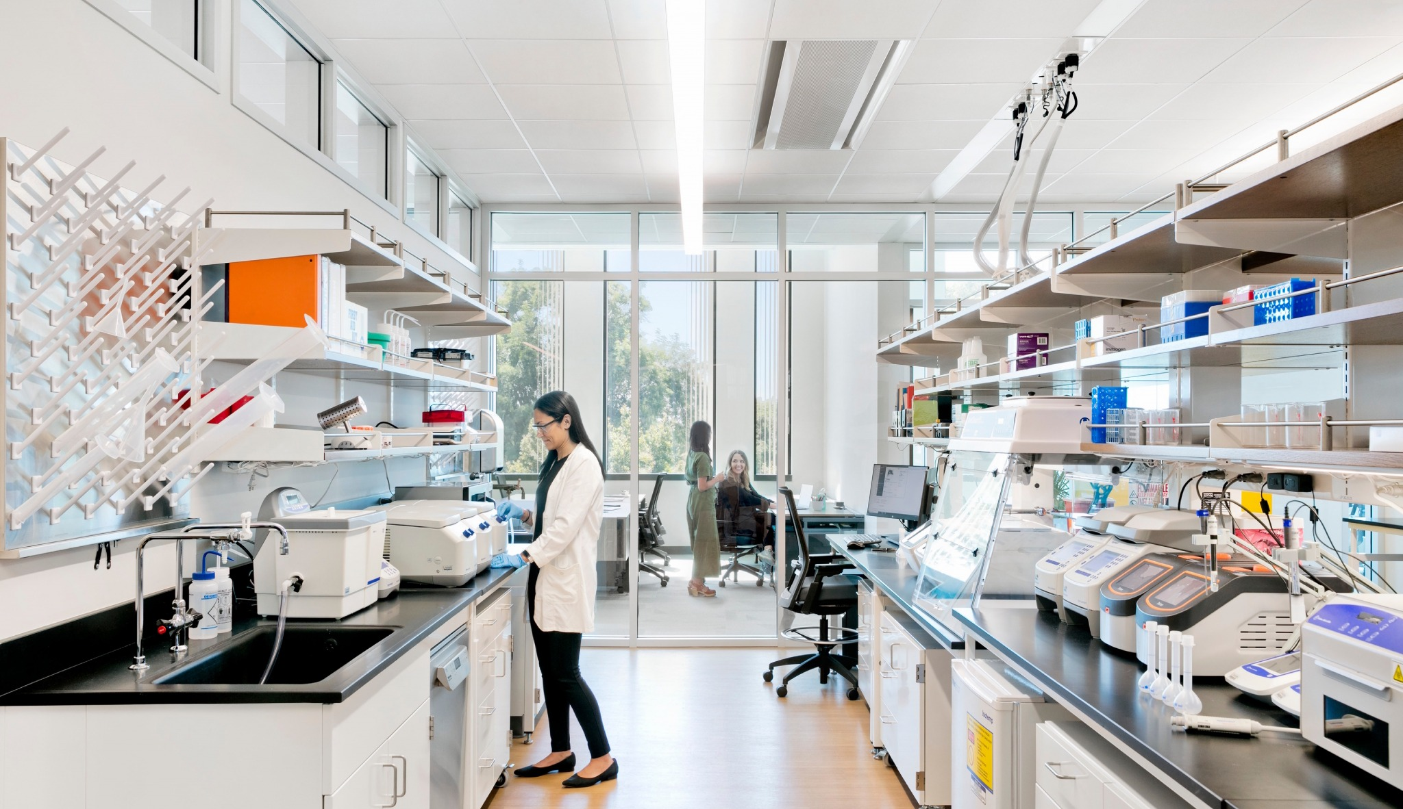 Research at The Lundquist Institute