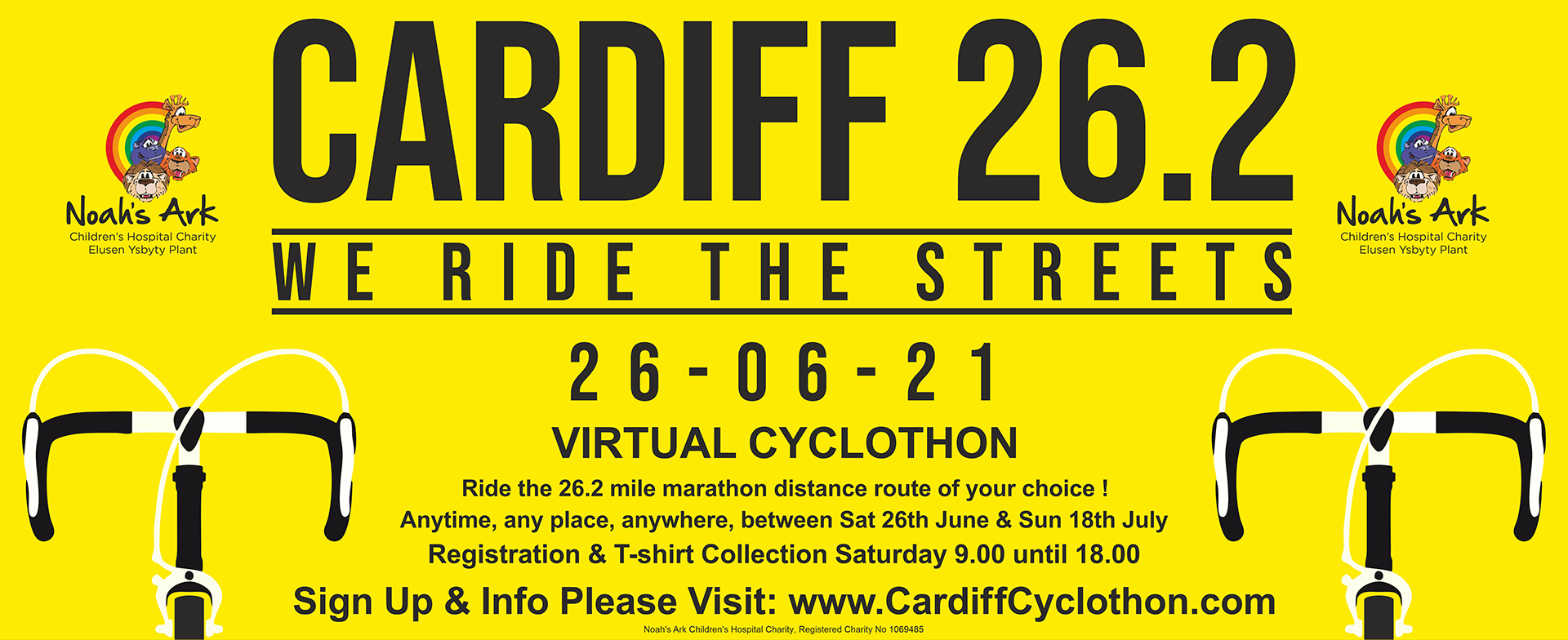 Cardiff Cyclothon Logo