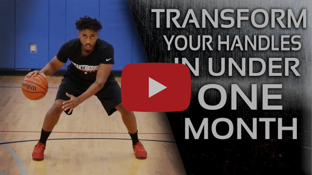 10 Min Ball Handling & Conditioning Workout That'll Transform Your Handles In Less Than A Month!