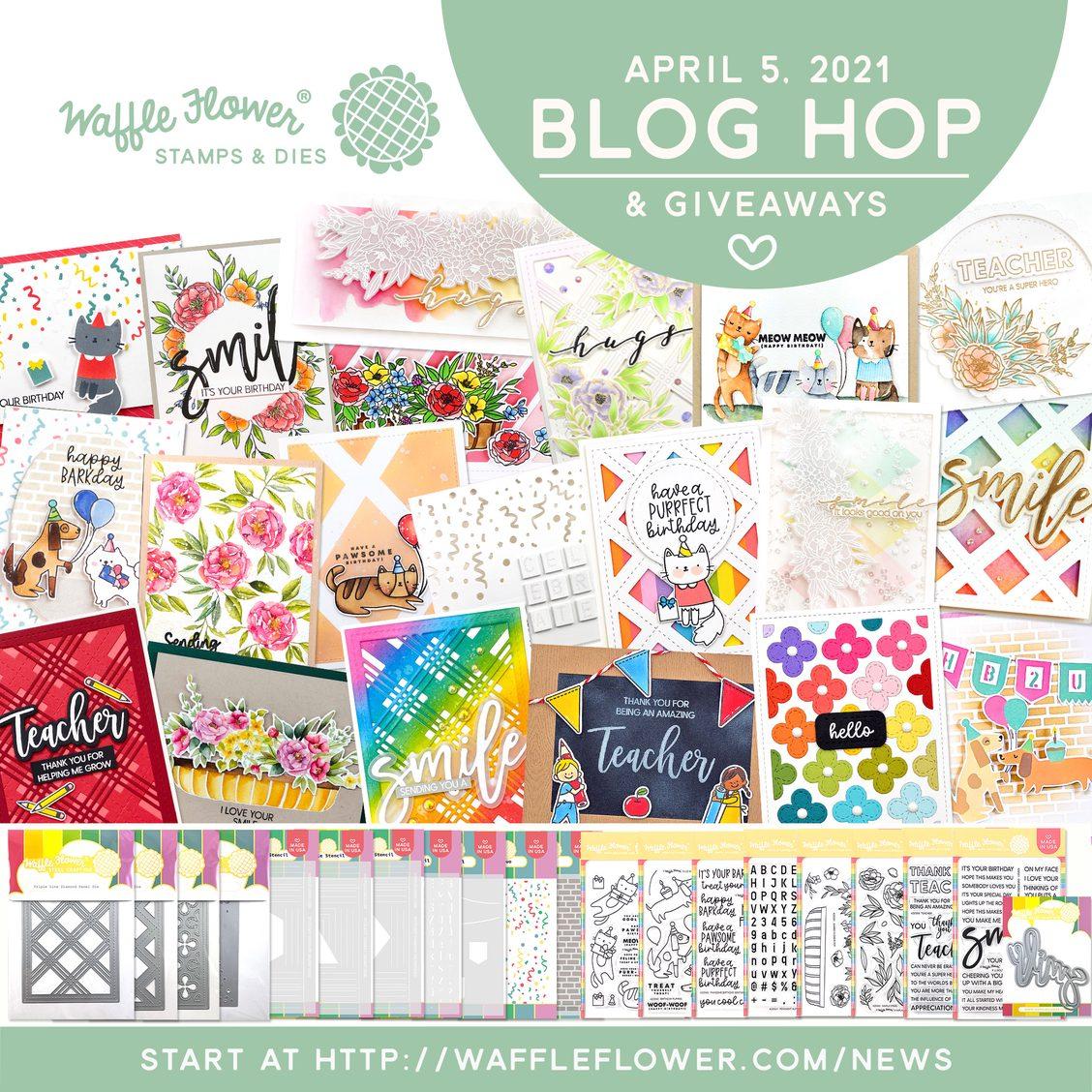 April Release Blog Hop