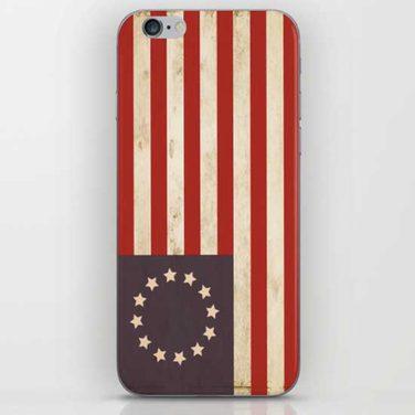Betsy Ross Flag Phone Case